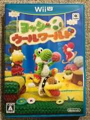 ヨッシーウールワールド 美品 WiiU