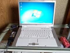 NEC Lavie LL550/J Win7 160GB 2GB