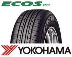 ★195/60R15 緊急入荷★ヨコハマ ECOS ES31 新品タイヤ 4本セット