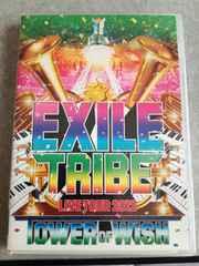 EXILETRIBE TOWER ofWISH 2012DVD 2枚組