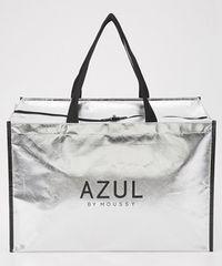 ◎未使用AZUL by moussy福袋バッグ◎バッグのみ シルバー
