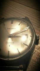 レトロ 腕時計 セイコー スポーツマン 自巻き17ジュエルス