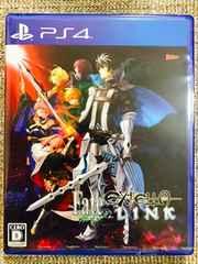 Fate/EXTELLA LINK 新品未開封 PS4 フェイト/エクステラリンク