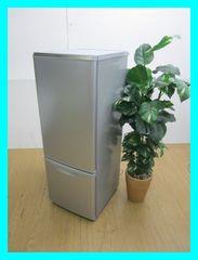 パナソニック冷蔵庫(138L・右開き)NR-B178W-Sシルバー2015年製