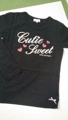 【新品】CRT CUTIE 長袖Tシャツ 150�p
