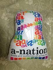 ♪a-nation island a-kuji  a-nationクッション♪