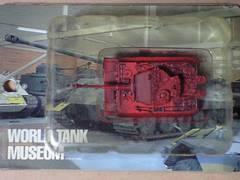 タカラ WTM02 シークレット ティーガー�T重戦車 赤虎