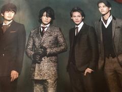 KAT-TUN ポスター7枚セット kisskisskiss Tragedy UNLOCK