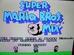 SUPER MARIO BROS 3 MIX カセットのみ