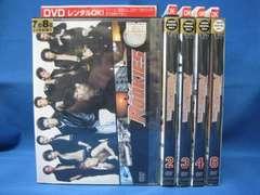 ●ms05 レンタル版:DVD ROOKIES ルーキーズ 5巻セット(5欠品)