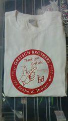 GRETSCH BROTHERS Tシャツロカビリークリームソーダジョニークールグレッチブラザーズ