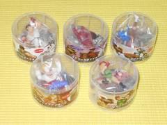 ストリートファイター5★フィギュアコレクション 全5種類セット