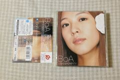 中古CD(アルバム)◆BoA◆『LOVE&HONESTY』+DVD(2枚組)