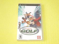 PSP★即決★PROSTROKE GOLF WORLD TOUR 2007★箱説付