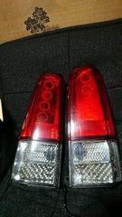 ワゴンR MC ワンオフ LED 流星 テール