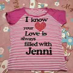 Jenniw半袖T 110