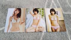 HKT48AKB48宮脇咲良☆アイドルショップ購入写真まとめ売り6枚セット!