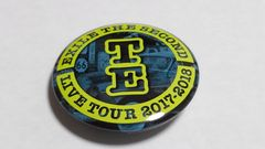 EXILE THE SECOND TOUR ROUTE6・6 缶バッジ TE EXILE TETSUYA