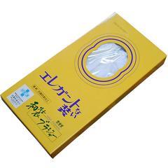 日本製 和装ブラジャー 白 裏綿 抗菌防臭加工3367 LL