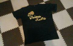 UNIQLO 黒 Tシャツ Lサイズ