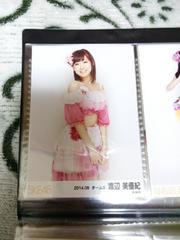 渡辺美優紀 SKE48 2014.09 3枚コンプ