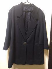 大きいサイズ◆オーバーサイズ◆デザインジャケット◆M-3L