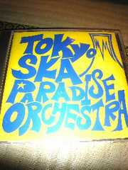CD:東京スカパラダイスオーケストラ 帯あり