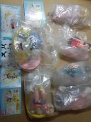 美少女戦士セーラームーン〜セーラームーンワールド5〜がちゃ〜全7種・新品