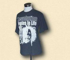 新品グレーTシャツMサイズ