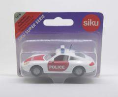 【未使用】ジクsiku  ポルシェ 911 カレラ パトカー