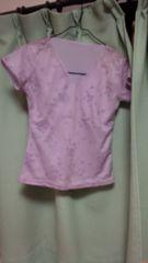 花柄*Tシャツ