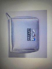 (送料込)★mini2018年5月号付録★スヌーピー 二つ折り財布