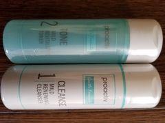 日本版プロアクティブ♪洗顔&化粧水(マイルド)