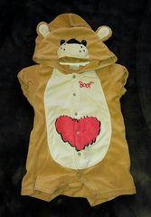 sozy'szoo(スージーズー)ブーフ半袖ロンパース60~70超美品
