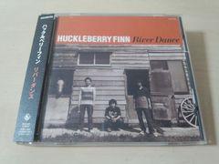 ハックルベリーフィンCD「リバーダンスRIVER DANCE」廃盤●