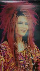 X JAPAN hide ポスター ヒデ 1993 52センチ×68センチ