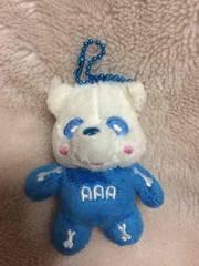 AAAえ〜パンダ★骨★青