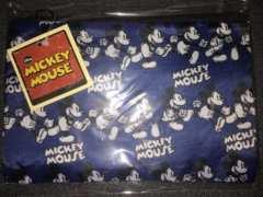 ●ミッキーラン! フラットポーチ 2個セット ミッキーマウス●