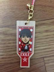 羽子板ストラップ EXILE TAKAHIRO