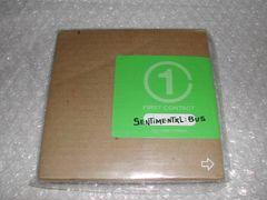 センチメンタルバス『FIRST CONTACT』新品レアCD(Dt.,SENTIMENTAL BUS