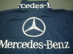 ★必見★激安★Mercedes‐Benz★ポロシャツ★XL★紺★新品★SALE