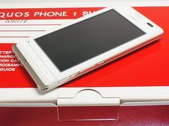 ■安心保証■新品即決■SH-13C ホワイト■白ロム