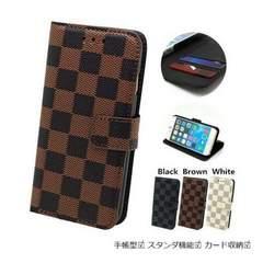 ★送料無料 iphone8 / 8plus 手帳型 マグネット シルバーパーツ スタンドケース