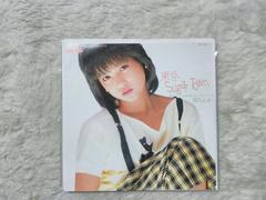 シングルレコード 堀ちえみ 東京sugar town'84C/W I Love Youはパラシュート