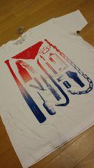 Jeepneyジープニー 白ホワイトバットetc.プリントTシャツ サイズ2XL XXL