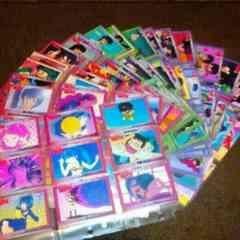 高橋留美子 コレクションカード ノーマルカード162枚 フルコンプ
