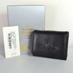 ヴィヴィアンウエストウッド コンパクト がま口 財布 新品未使用
