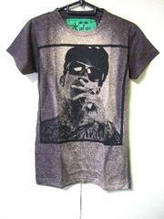 ◇Wiz Khalifa◇ウィズ・カリファ◇Hip Hop◇プリントTシャツ◇新品◇