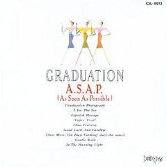 KF A.S.A.P(AsSoonAsPossible) GRADUATION〜松任谷由実カバー曲