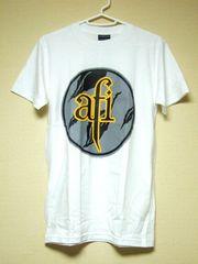 ★ロックTシャツ★A.F.I.★AFIロゴ★プリントTシャツ★